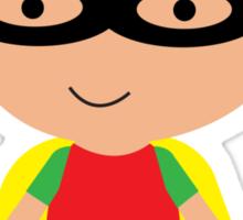 Cutie Robin (The Boy Wonder) Sticker