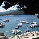 Rabac beach. Croatia by machka