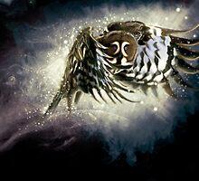 wild spirit of the night by Sodya