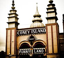 CONEY ISLAND by Jason Dymock