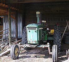 Old John Deere by WeeZie