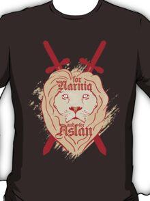 For Aslan T-Shirt