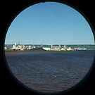 Porthole View #2 by AuntieJ