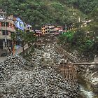 After The Flood - Aguas Calientes, Peru by Edith Reynolds
