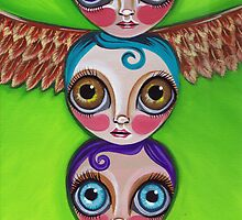 """Totem Dolls"" by Jaz Higgins"