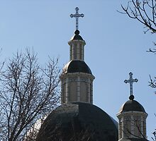 St Josaphat's by Kathi Arnell