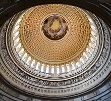 U.S. Capitol Rotunda by thatche2