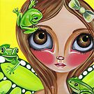 """Frog Fairy"" by Jaz Higgins"