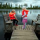 Fishing by ilpo laurila