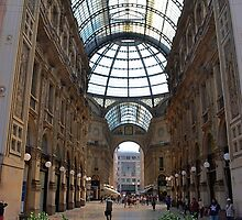 Galleria Vittorio Emanuele by Imagery