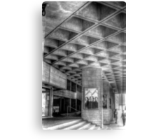 The Royal National Theatre Canvas Print