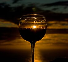 Sunset wine II by julie08