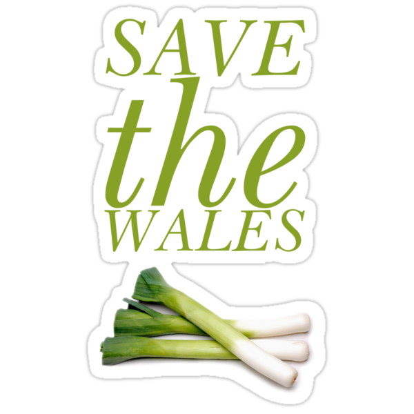 Save The Wales by PheromoneFiend