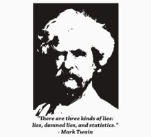 Mark Twain by ☼Laughing Bones☾