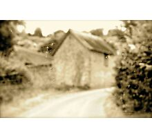 Road to East Hill.. Photographic Print
