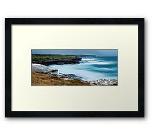 The Coast Golf Club  Framed Print