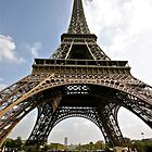 eiffel, france by michelle mcclintock