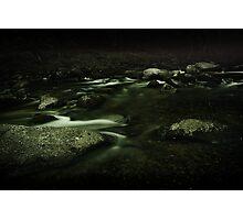 Slow Motion Photographic Print