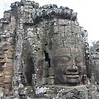 Faces of Angkor by machka