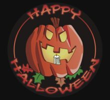 Happy Halloween Pumpkin by mdkgraphics