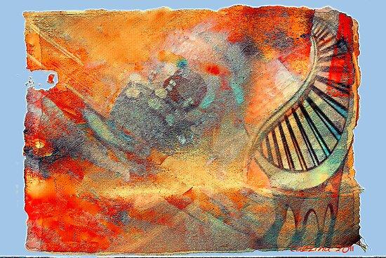 Adagio for Violin   - Joannes Chrysostomus Wolfgangus Theophilus Mozart  by MedILS