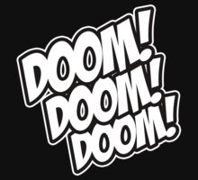 Doom! Doom! Doom! by departmentM