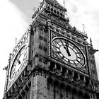BIG BEN  by myworld