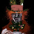 Hatter splatter by Purplecactus