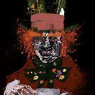 Hatter splatter by Purplecactus