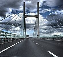 Crossing The Severn by PShellard