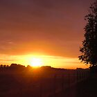 Zeeland Sunset by linhere