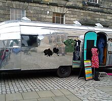 Airstream mobile shop by impossiblesong