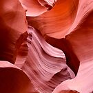 Jigsaw Rocks at Antelope Canyon by Alex Cassels
