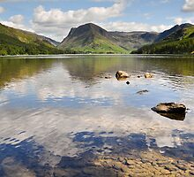 Summer Buttermere by Jacqueline Wilkinson