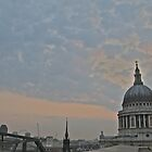 St. Paul's London by johnbanchory