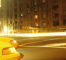 Upper West by taxi by johnbanchory