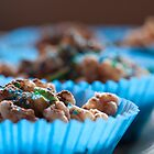 Chocolate Crackles by Hege Nolan