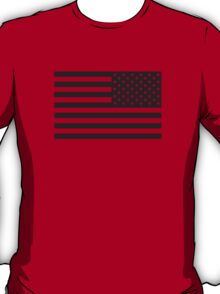 Soldier's Arm US Flag T-Shirt
