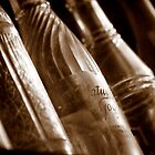 Old Fashioned Soda Bottles FILTERED by IndigoBleue