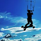 Kiteboarding - Westbury by Oliver Lucas