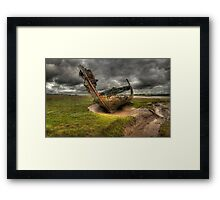 FD Clarin - Revisited Framed Print