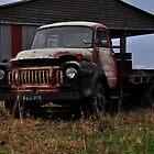 Bedford Truck by Larissa Kerkow