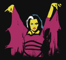 Lilly Munster by monsterplanet
