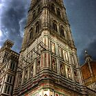 Florence cathedral by cactuspink