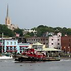 River Tugs- Wilmington, NC by searchlight