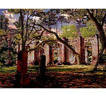 Sheldon Ruins Photographic Print