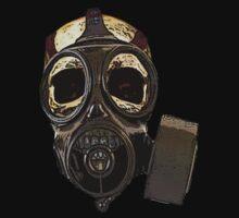 Gasmask Skull by ZeroAlphaActual