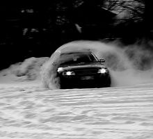 Audi B5 Quattro winter-fun by alvinR32