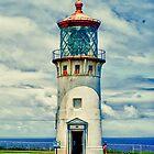 Kilauea Lighthouse by bodhikaiimagery