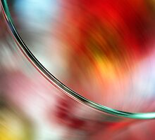 Wine Glass by Heather Prince